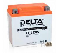 Мото аккумулятор Delta 5 Ач 114x70x106