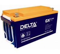 Аккумулятор Delta GX 12-80 (12 вольт 80 а.ч)