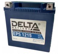 Мото аккумулятор Delta 15 Ач 144x87x149
