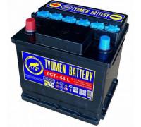 Автомобильный аккумулятор  Тюмень 44 Ач 207x175x190