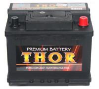Автомобильный аккумулятор  Thor 62 Ач 242x175x190