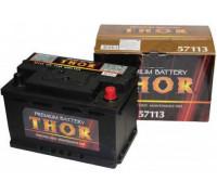 Автомобильный аккумулятор  Thor 71 Ач 276x175x175