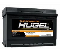 Автомобильный аккумулятор  Hugel 75 Ач 278x175x190