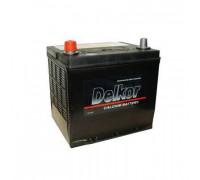 Автомобильный аккумулятор  Delkor 60 Ач 206x172x205