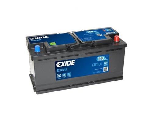 Автомобильный аккумулятор  Exide 110 Ач