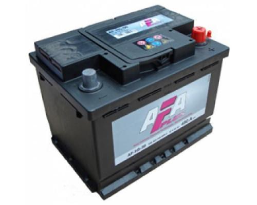 Автомобильный аккумулятор  Afa 60 Ач