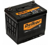 Автомобильный аккумулятор  Delkor 90 Ач 260x173x225