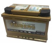 Автомобильный аккумулятор  Timberg 82 Ач 278x175x190