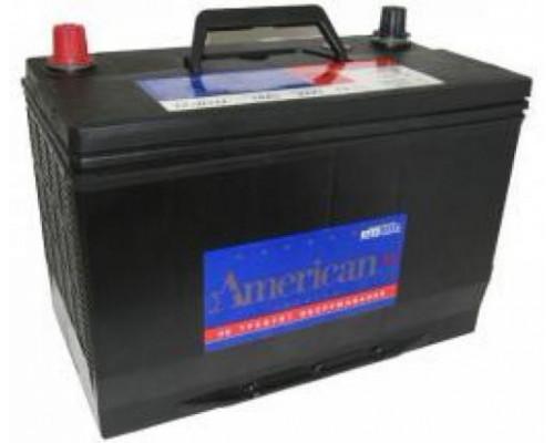 Автомобильный аккумулятор  American 90 Ач