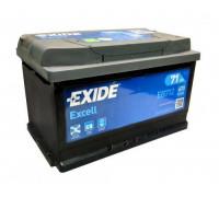 Автомобильный аккумулятор  Exide 71 Ач 278x175x175