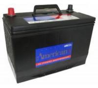Автомобильный аккумулятор  American 90 Ач 306x173x225