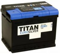 Автомобильный аккумулятор  Titan 65 Ач 242x175x190