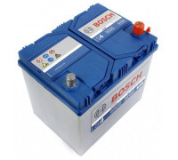 Автомобильный аккумулятор  Bosch 60 Ач 232x173x225