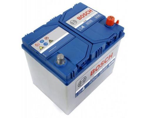 Автомобильный аккумулятор  Bosch 60 Ач