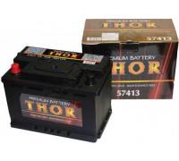 Автомобильный аккумулятор  Thor 74 Ач 276x175x190