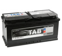 Автомобильный аккумулятор  Tab 110 Ач 393x175x190