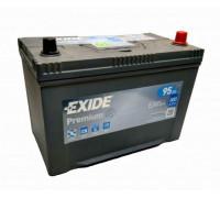 Автомобильный аккумулятор  Exide 95 Ач 306x173x225
