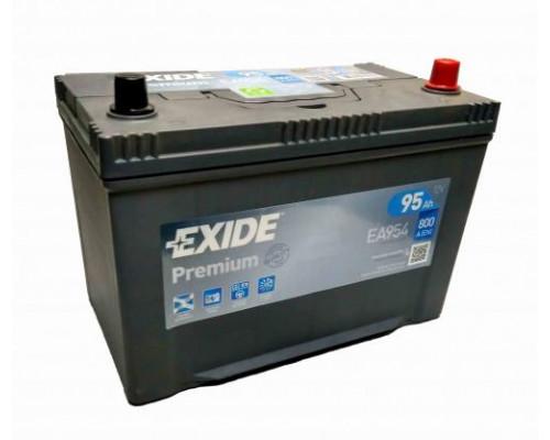 Автомобильный аккумулятор  Exide 95 Ач