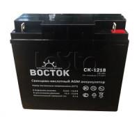 Аккумулятор ВОСТОК СК 1218 (12 вольт 18 ач)