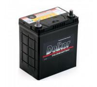 Автомобильный аккумулятор  Delkor 40 Ач 187x127x227
