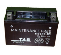 Мото аккумулятор Tab 8 Ач 150x87x105