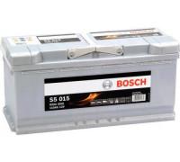 Автомобильный аккумулятор  Bosch 110 Ач 393x175x190