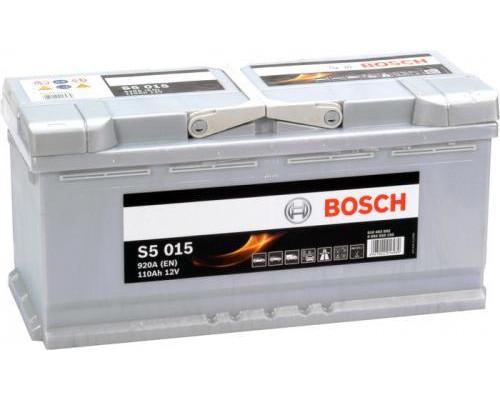 Автомобильный аккумулятор  Bosch 110 Ач