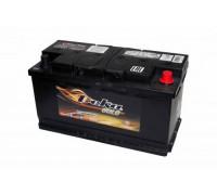 Автомобильный аккумулятор  Deka 100 Ач 353x175x190