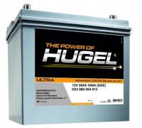Автомобильный аккумулятор  Hugel 60 Ач 230x173x225