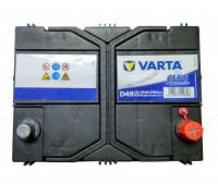 Автомобильный аккумулятор  Varta 65 Ач 232x173x225