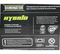 Грузовой аккумулятор Dominator 190 Ач 515x240x242
