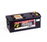 Грузовой аккумулятор Black Horse 190 Ач 514x180x210