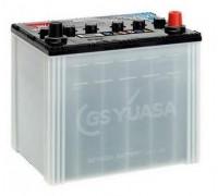 Автомобильный аккумулятор  Yuasa 68 Ач 260x170x225