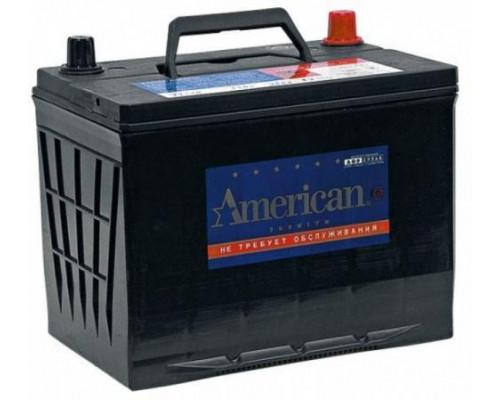 Автомобильный аккумулятор  American 60 Ач