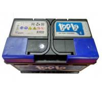 Автомобильный аккумулятор  Topla 75 Ач 278x175x175