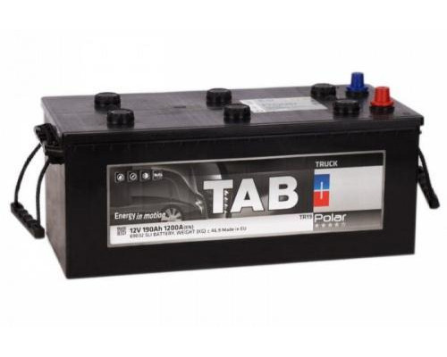 Грузовой аккумулятор Tab 190 Ач