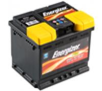 Автомобильные аккумуляторы ENERGIZER PLUS 52Ач EN470А о.п. (207х175х190, B13) EP52L1 / 552 400 047 Обратная полярность Евро