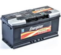 Автомобильные аккумуляторы ENERGIZER PREMIUM 110Ач EN920А о.п. (393х175х190, B13) EM110L6 / 610 402 092 Обратная полярность Евро