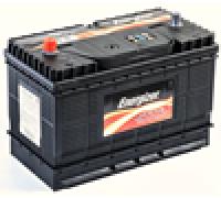 Автомобильные аккумуляторы ENERGIZER COMMERCIAL 105Ач EN800А унив. (330х172х240, B01) 605 102 080 / 31-900, конус Универсальная полярность Азия