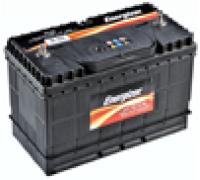 Автомобильные аккумуляторы ENERGIZER COMMERCIAL 105Ач EN800А унив. (330х172х240, B01) 605 103 080 / 31S-900 резьба 3/8 Универсальная полярность Азия