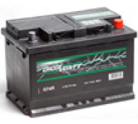 Автомобильные аккумуляторы GIGAWATT 74Ач EN680А о.п. (278х175х190, B13) G74R / 574 104 068 Обратная полярность Евро