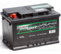 Автомобильные аккумуляторы GIGAWATT 70Ач EN640А п.п. (278х175х190, B13) G70L / 570 410 064 Прямая полярность Евро