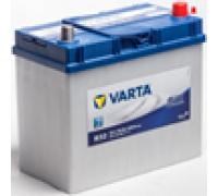 Автомобильные аккумуляторы Varta Blue Dynamic 45Ач EN330А о.п. (238х129х227, B00) B32 / 545 156 033 Обратная полярность Азия