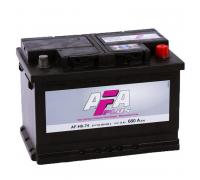 Автомобильные аккумуляторы AFA PLUS 74 А/ч 574 104 068 обратная R+ EN 680A 278x175x190 AF-H6-74 AF-H6-74 Обратная полярность