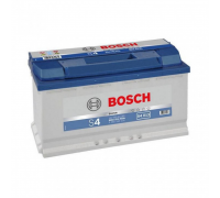 Автомобильные аккумуляторы BOSCH Silver 95 А/ч 595 402 080 обратная R+ EN 800A 353x175x190 S4 013 0 092 S40 130 Обратная полярность