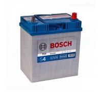 Автомобильные аккумуляторы BOSCH Silver 40 А/ч 540 126 033 обратная R+ EN 330A 187x127x227 S4 018 0 092 S40 180 Обратная полярность