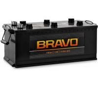 Автомобильные аккумуляторы BRAVO 190 А/ч L+ EN 1100A 524x239x223 EURO 6CT-190.3 Обратная полярность Груз