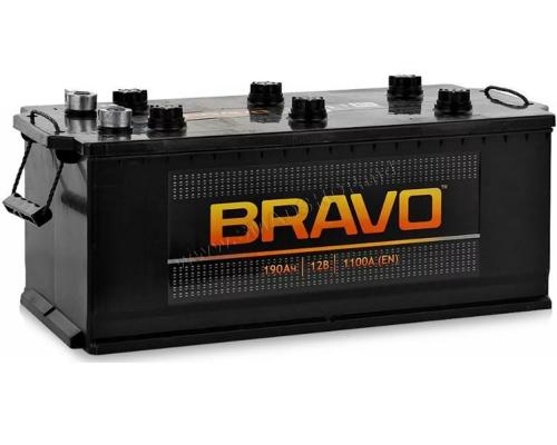 BRAVO 190Ач EN1100A