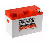 Автомобильные аккумуляторы с 151x71x107 YT9B-4 CT 1209.1 Прямая полярность