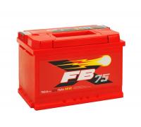 Автомобильные аккумуляторы FB 75 А/ч 277х175х190 EN750 FB 6СТ-75VL Обратная полярность